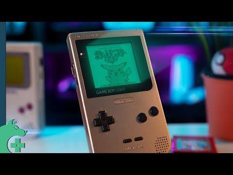 The Best Game Boy Nintendo Ever Made: Game Boy Light