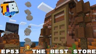 Door Galore Shop And Lab Results! - Truly Bedrock Season 2 Minecraft SMP Episode 53