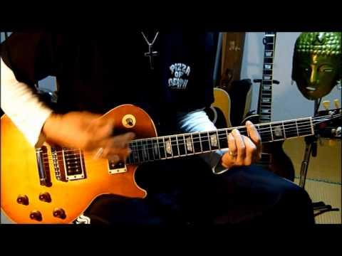 Hi-STANDARD Turning Back~Standing Still Guitar Cover