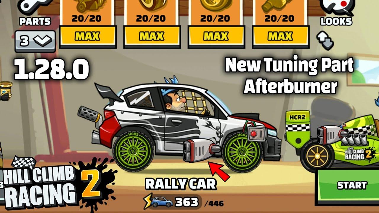 Hill Climb Racing 2 1 28 0 UPDATED GamePlay VIP