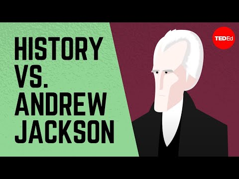History vs. Andrew Jackson  James Fester