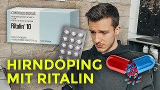 Meine Erfahrung mit Ritalin | Hirndoping mit Drogen | Tim Gabel
