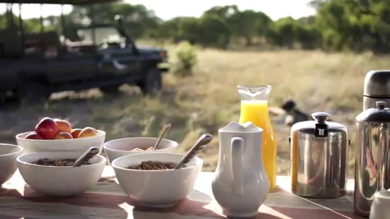 Botswana Mobile Camping Expeditions  YouTube