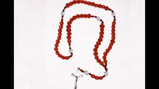 Rosario a la preciosísima Sangre de Cristo