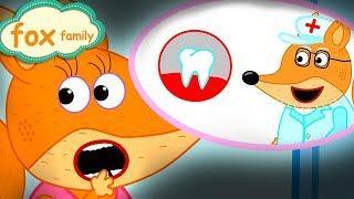Fox Family Cartoon for kids #372