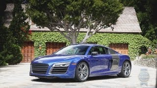 2014 Audi R8 - Review and Road Test