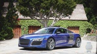 Audi R8 2014 Videos