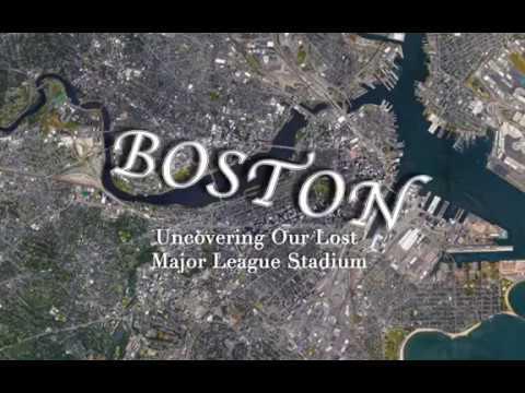 1915 - Boston University - The Braves Field / Nickerson Field History