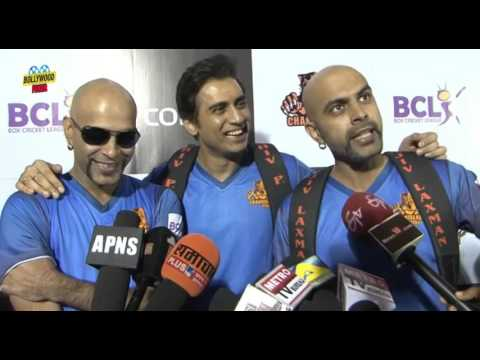 Bcl  Team Chandigarh  Cubs Media Interaction