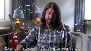 Dave Grohl sobre o primeiro encontro com Krist e Kurt  (LEGENDADO)