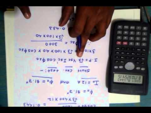 Circle diagram of induction motor youtube circle diagram of induction motor ccuart Gallery
