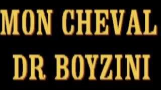 MON CHEVAL .DR BOYZINI   ILE MAURICE