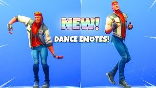 ALL NEW DANCE EMOTES With DIRE SKIN (Tier 100) Fortnite Battle Royale