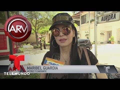 ¿José Manuel Figueroa llamó urraca a Maribel Guardia? | Al Rojo Vivo | Telemundo