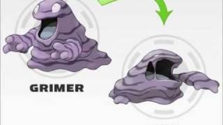 Pokemon evoluções