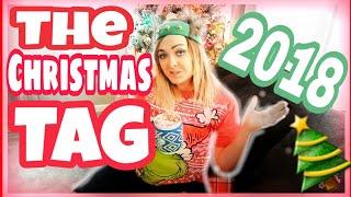 CHRISTMAS TAG 2018/ FAVORITE THINGS