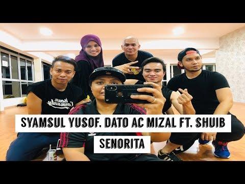 TeacheRobik - Senorita by Syamsul Yusof, Dato AC Mizal ft. Shuib