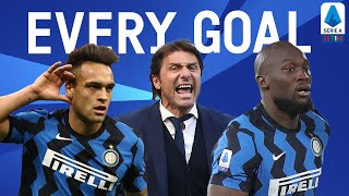 The Goals That Won The Title Every Inter Goal Road To Scudetto MP3