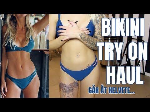 Bild vs Verklighet | Bikini Try on Haul