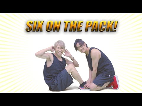 Youtube: SIX ON THE PACK (DJ Danger Tigger feat. The Soft Touch) / Happy Heads NANIYORI