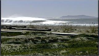 This is the Santa Clara Rivermouth in Ventura County California. It...