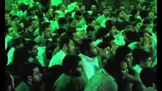 شب 4 ماه رمضان 1390 مسجد ارک - قسمت چهارم ║ حاج منصور ارضی