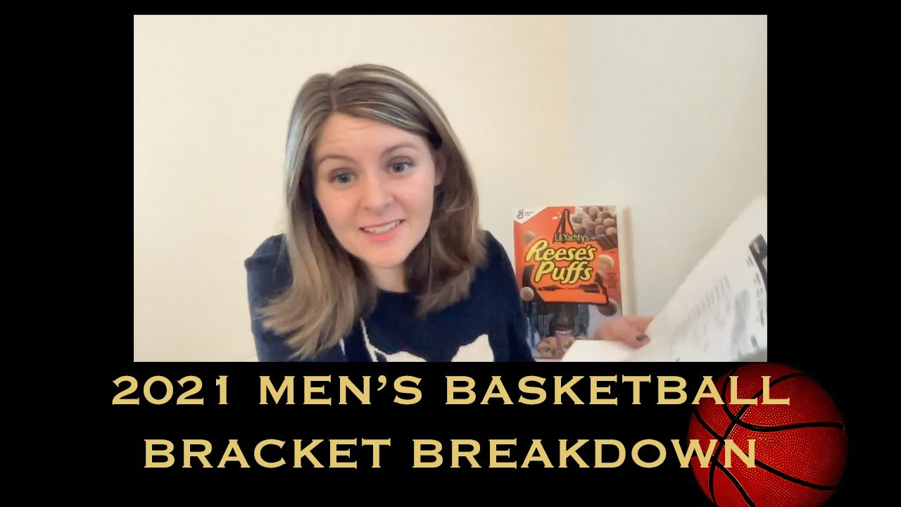 Bracket Breakdown: 2021 NCAA DI Men's Basketball Championship