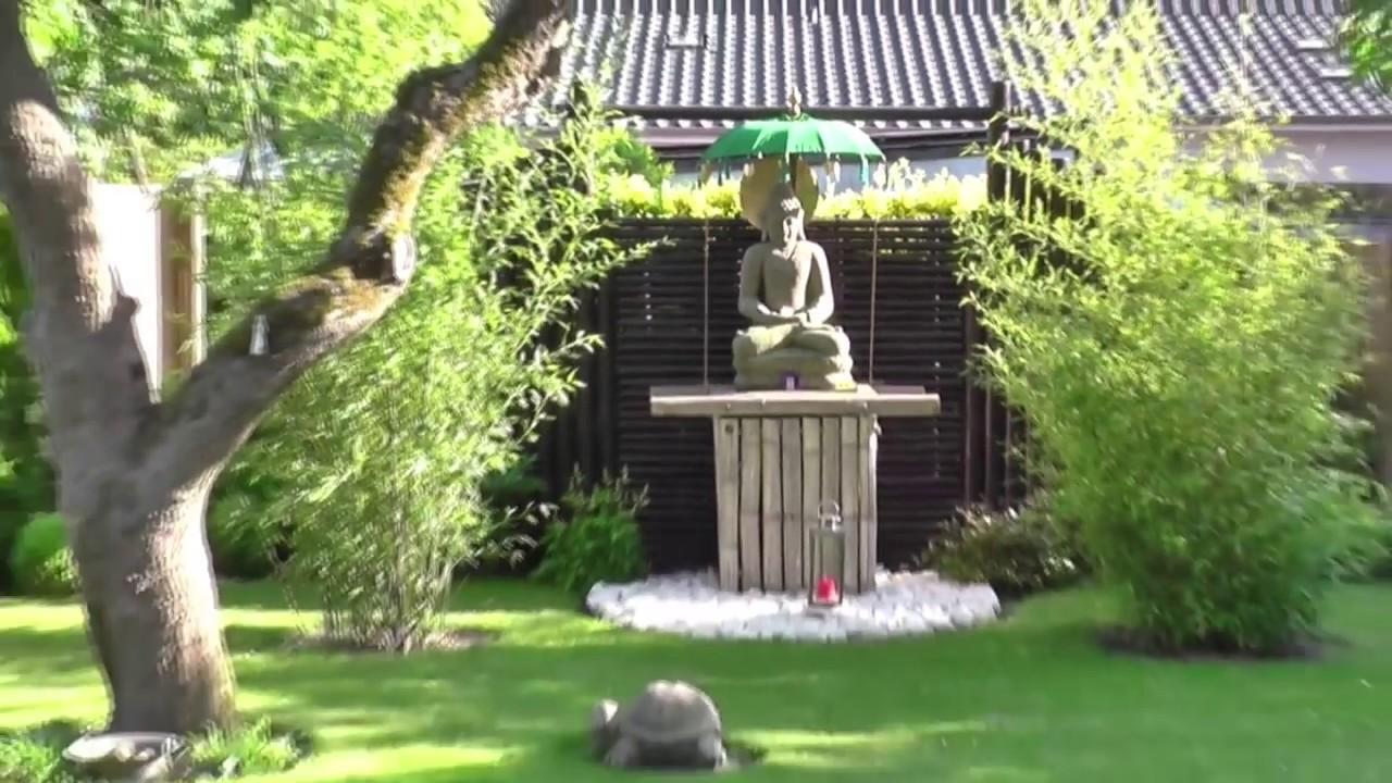 Feng Shui Garten  YouTube