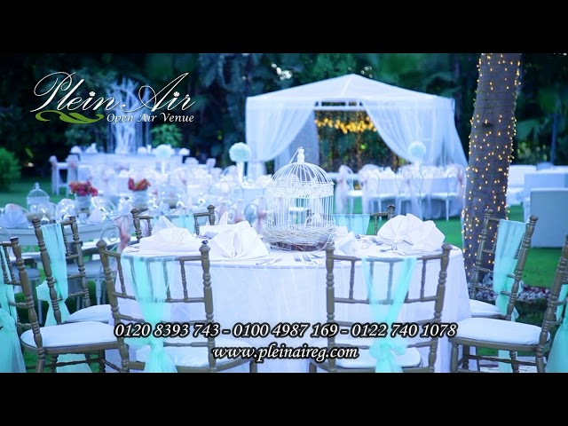 Open Air Weddings in Plein Air 3