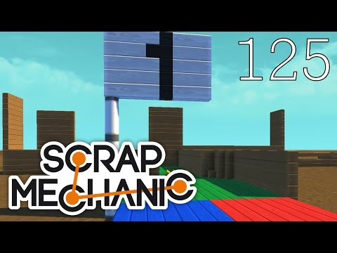 Scrap Mechanic [#125] Mapa Golf by Jankomag (Mapa Widza)