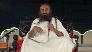 Getting out of Victim and Culprit Mentality - Sri Sri Ravi Shankar