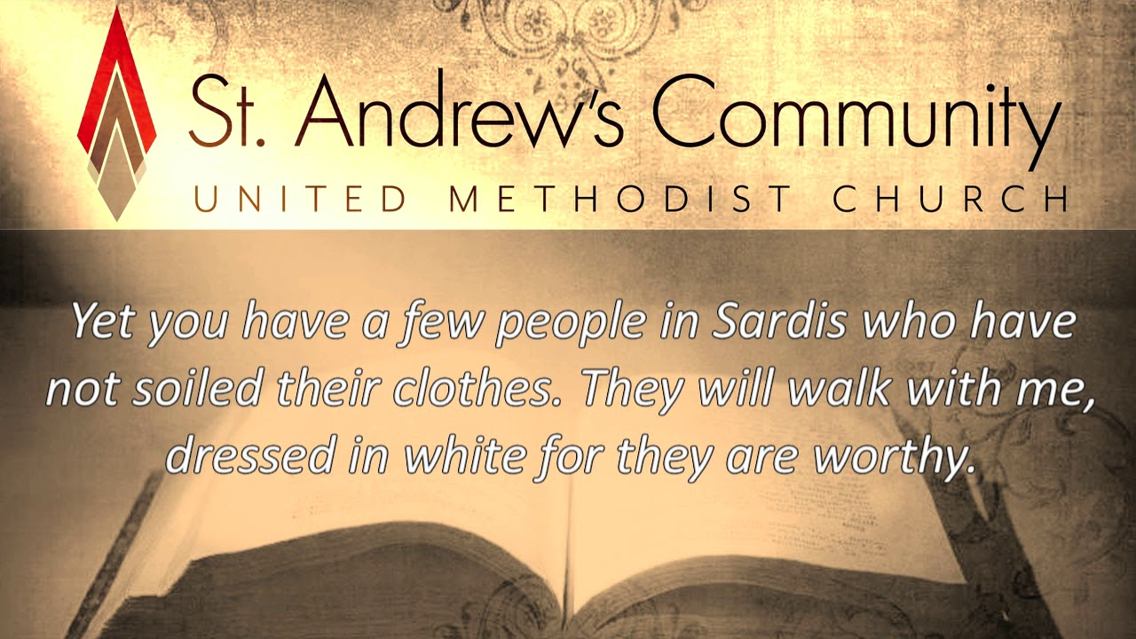 August 26, 2018 - MORE ABOUT COMMUNITY: Sardis