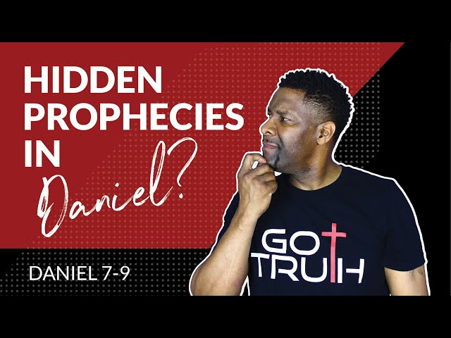 7 AMAZING End-time Prophecies HIDDEN in the Book of Daniel!