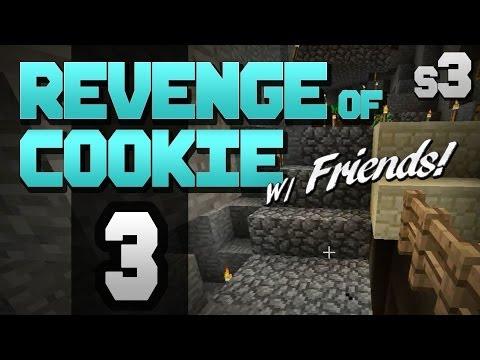 "Minecraft :: Revenge of Cookie w/ Friends - S3E3 - ""Fancy Clothes"""