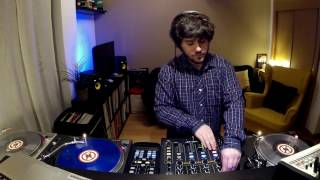 DJ Fitz - Downtempo, Deep and Electro -  Jan Mix 17