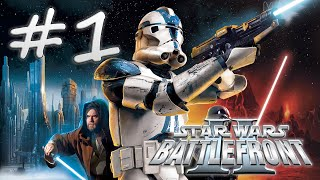 Прохождение Star Wars: Battlefront II (PC) #1 - Мигито: Среди руин