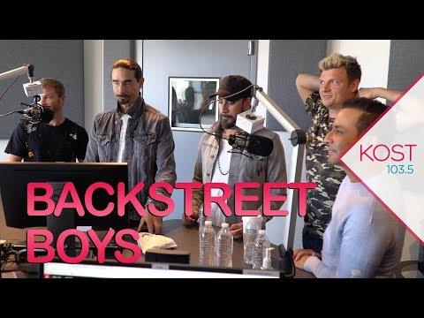 Backstreet Boys Share Their Feel Good Stories + 'Don't Go Breaking My Heart', Steve Aoki & More