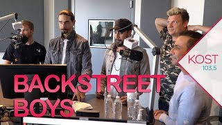 Backstreet Boys Share Their Feel Good Stories + 'Don't Go Breaking My Heart', Steve Aoki & More