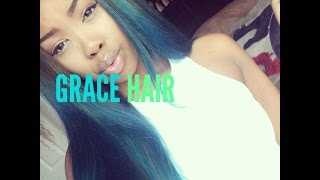 Aliexpress Grace Hair Products Install Review