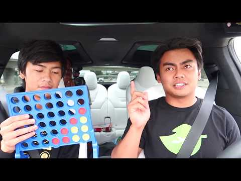 Do Not Play Boardgames During AUTOPILOT! (Tesla X)