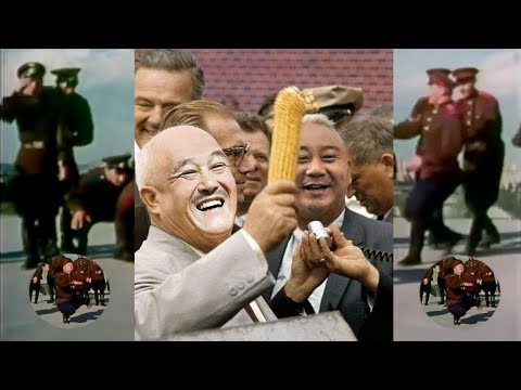 Soviet Union Version Of 改革春风吹满地