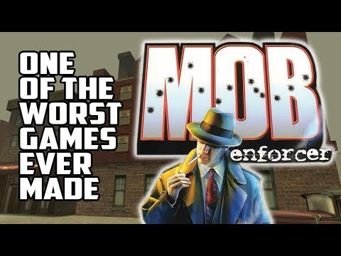 Mob Enforcer Review - It's Really Bad
