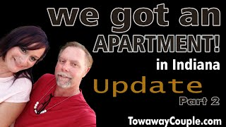 We got a nęw apartment in Elkhart Indiana for towaway and driveaway part 2