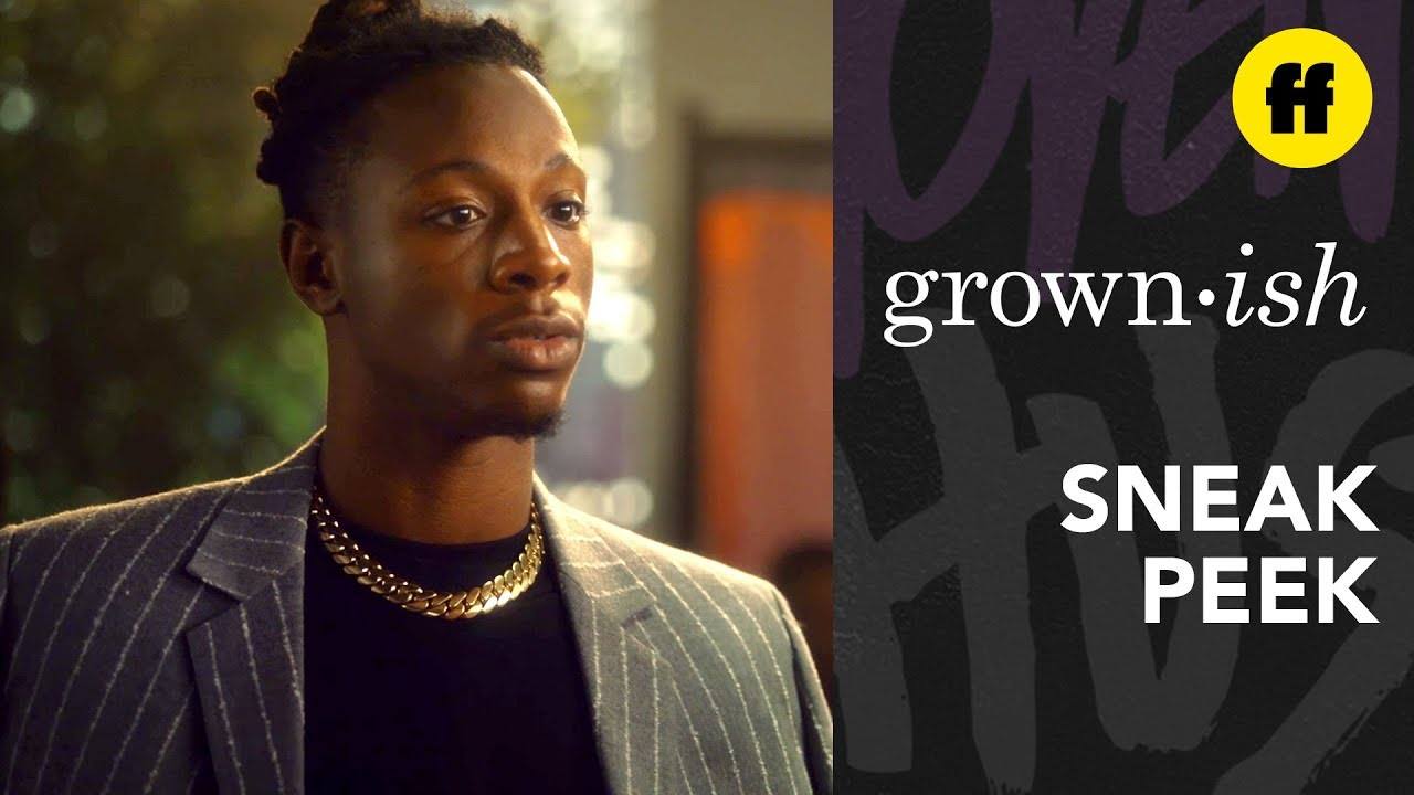 Grownish season 2 episode 20 Joey Bada$$