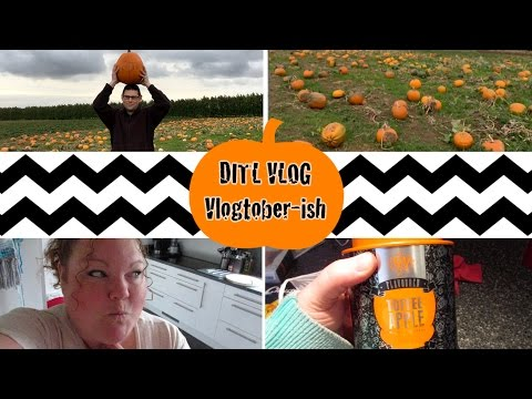 The Weekend! - VLOGTOBER-ish - 17th, 18th, 19th & 20th October 2015