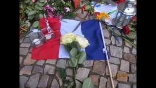 JE SUIS CHARLIE / La Marseillaise