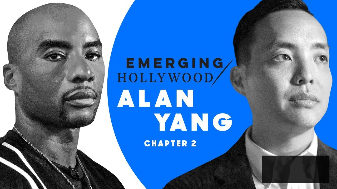 Charlamagne & Alan Yang Ch2: Whitewashing & Emasculation of Asian Men | Emerging Hollywood