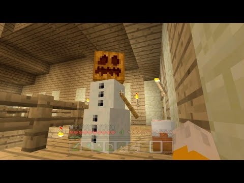 Minecraft Xbox - The First Cake [92]