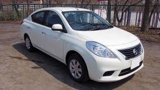 2012 New Nissan Latio - Exterior & Interior