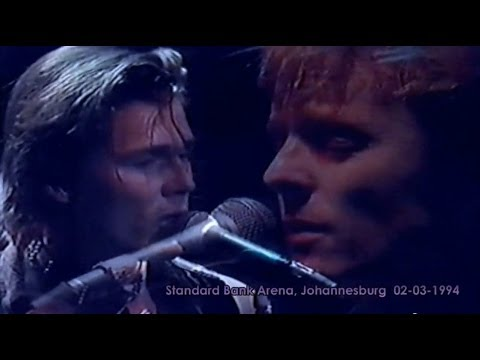 a-ha live - Memorial Beach (HD) - Standard Bank Arena, Johannesburg - 02-03-1994